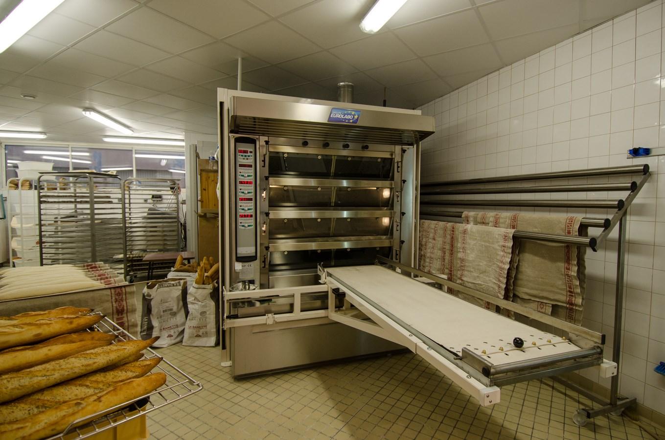 Agencement laboratoire boulangerie - pâtisserie De Benedittis